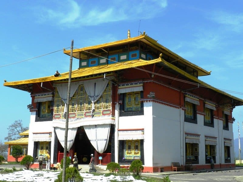 Pelling Pemayangtse Monastery, Sikkim