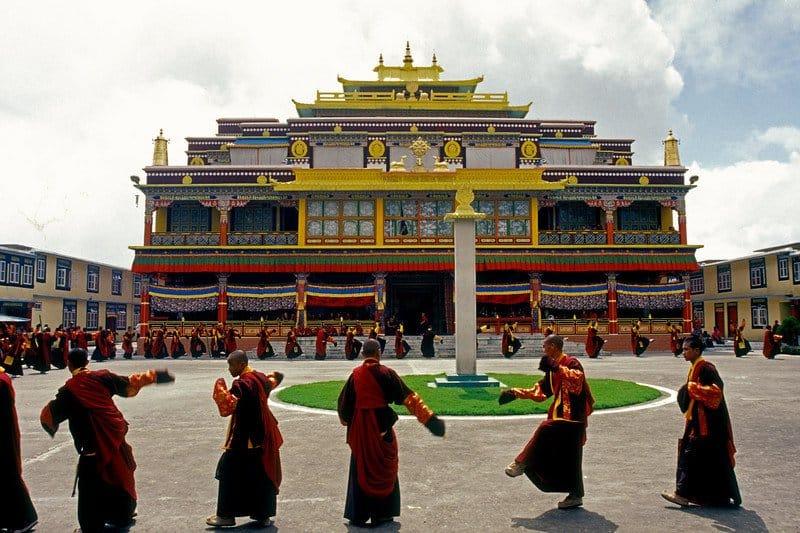 Ralang Monastery, Sikkim