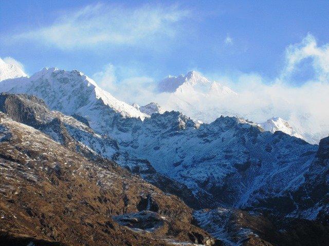 Trekking in Sikkim, Yuksom-Dzongri Trek west Sikkim Himalaya