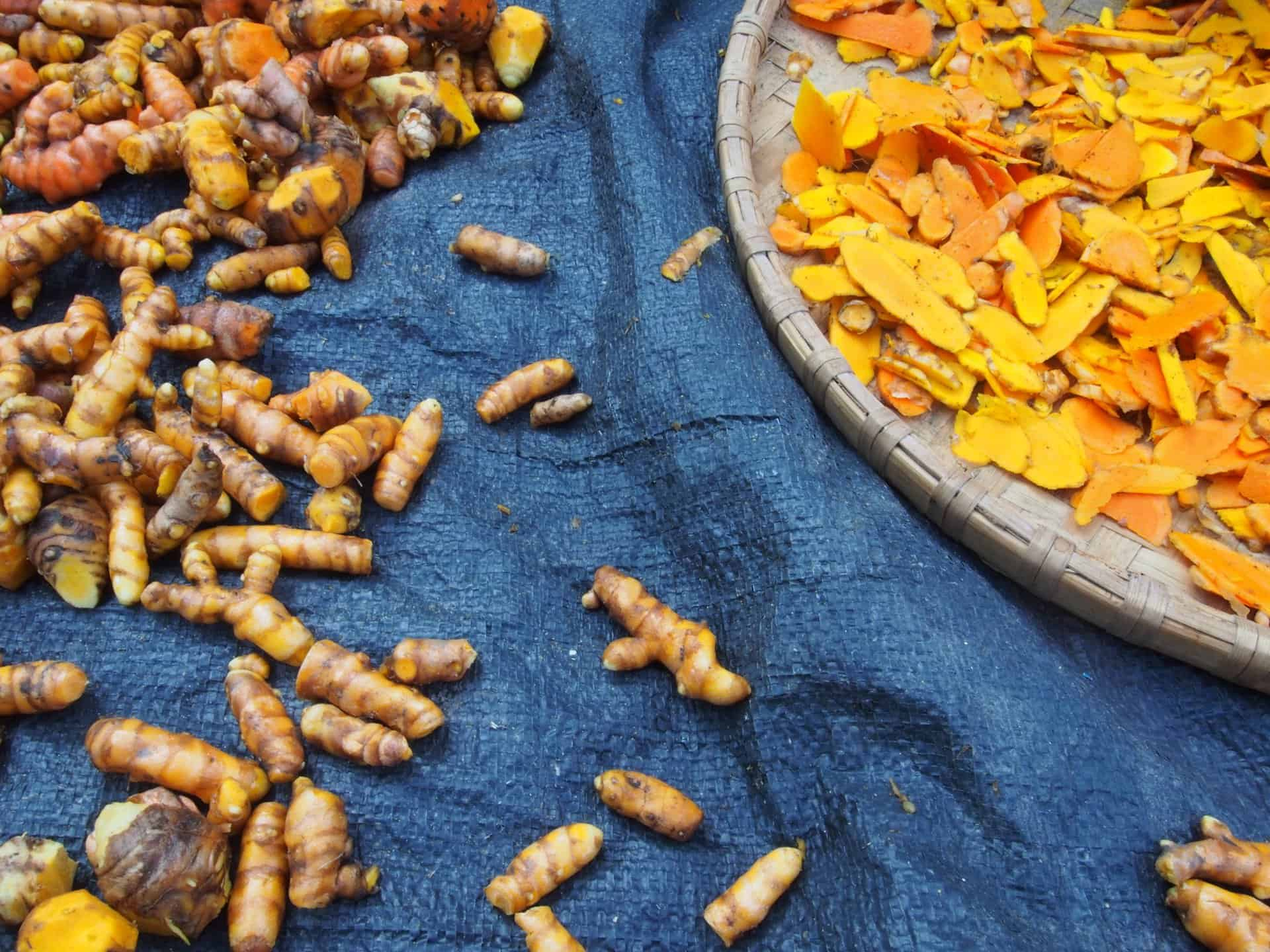 Turmeric, Sikkimese Daal – From Farm to Table
