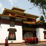 Exploring Sikkim, Enchey Nyngma Kloster