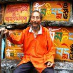 Sikkim Tashiding Mani, StonecutterLama