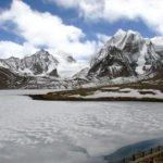 Gurudongma See Tibet Plateau Sikkim