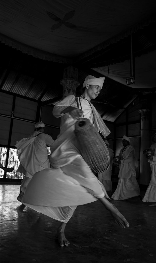 Assam Majuli dance