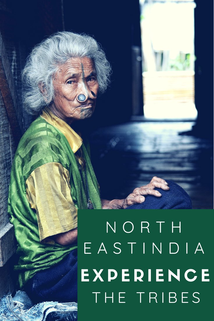 Northeast India Experience the tribes