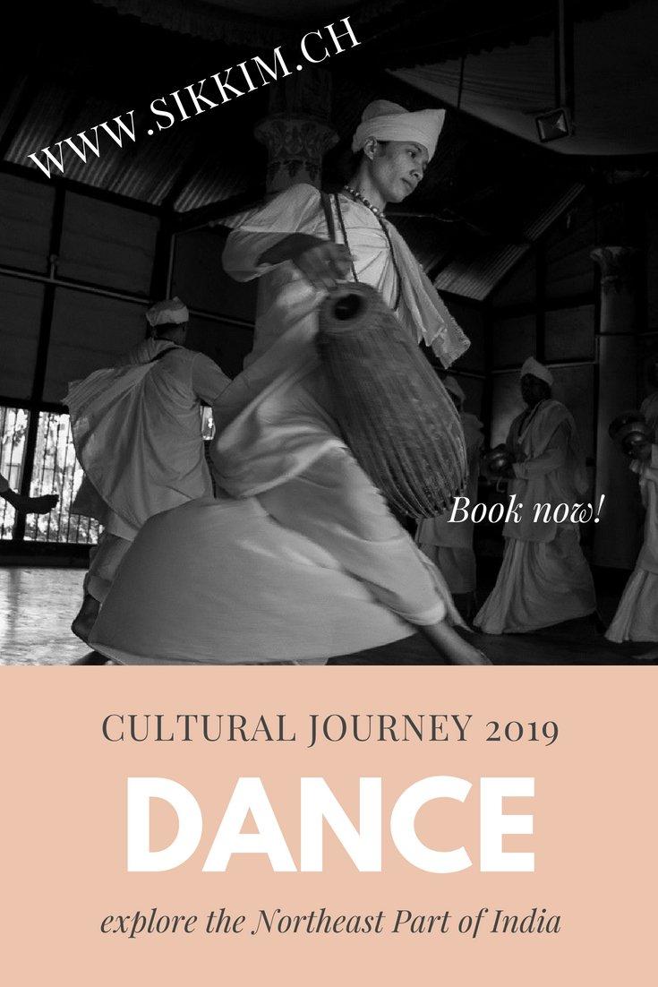 Northeast Part of India, Dance