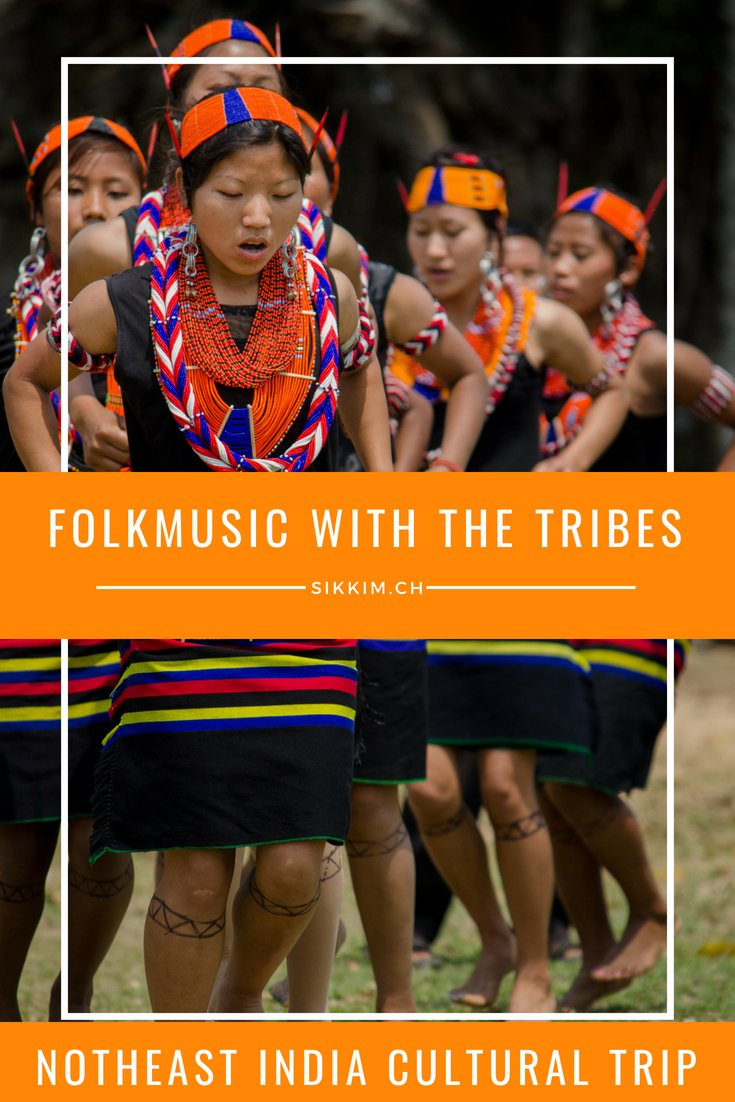 Folkmusic with the tribes