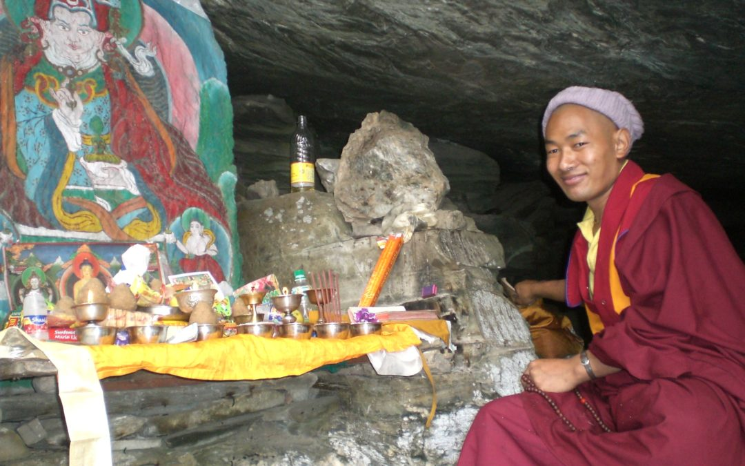 The holy caves of Sikkim– feel the spiritual heart of the former himalayan kingdom of Sikkim in India vividly